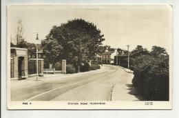 ANGLETERRE . WARRINGTON .  FERNHEAD . STATION ROAD - Autres