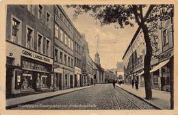 Poland - JELENIA GORA - Hindenburg St. With G. Langer Hairdresser - Publ. W. Staudte. - Polonia
