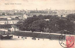 Poland - WARSAW - Bird's Eye View - Publ. St. Winiarskiego 601. - Polonia