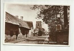 ANGLETERRE . WARRINGTON .   GRAPPENHALL VILLAGE NEAR - England