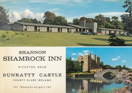 Shannon Shamrock Inn , Near Bunratty Castle , County Clare , Ireland , 50-70s - Clare