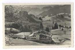 Jungholz Tirol Berghaus Tirol AK 1948 Erholungsheim D. Focke-Wulf Flugzeugbau Bremen - Reutte