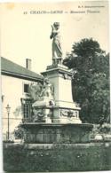 45. Chalon Sur Saone - Monument Thevenin - Chalon Sur Saone