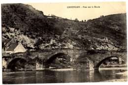 Chouvigny - Pont Sur La Sioule - Francia