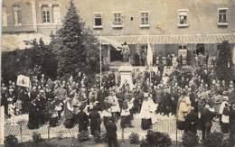 MOMIGNIES (Hainaut) - Carte Photo - Procession 1927. - Momignies