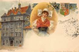 Czech Rep. - Plzen : Radnice. - Tchéquie
