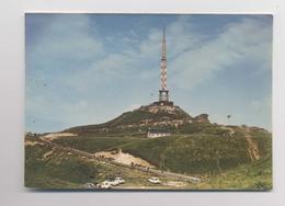 ANTENNE RADIO Et TÉLÉCOMMUNICATIONS Sur Le Puy De Dome - Radio