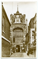 RYE : THE PARISH CHURCH - Rye