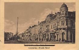 Romania - CONSTANTA - Strada Carol. - Romania