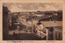 Romania - GALATI - Str. Portului During German Occupation (World War One). - Romania