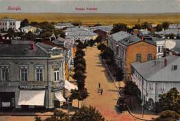 Romania - GIURGIU - Strada Portulul. - Romania