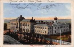 Romania - IASI - Universitatea. - Romania