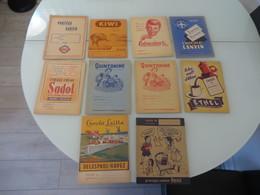 1 Lot D'environ 10 Protege Cahier Voir La Photo - Buvards, Protège-cahiers Illustrés