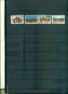 TOGO DANSES TOGOLAISES  4 VAL NEUFS A PARTIR DE 0.90 EUROS - Togo (1960-...)