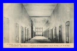 Faverney * Promenoir De L'ancienne Abbaye  ( Scan Recto Et Verso ) - Francia