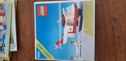 Istruzioni Lego 6691 Elicottero Soccorso Originale Epoca - Plans