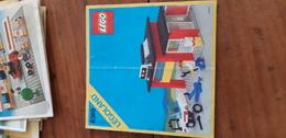 Istruzioni Lego 6369 Officina Originale Epoca - Plans