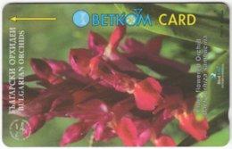 BULGARIA A-709 Magnetic Betkom - Plant, Flower - 41BULJ - Used - Bulgarie