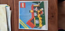 Istruzioni Lego 6365 Casetta Originale Epoca - Plans
