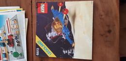Istruzioni Lego 6872 1985 Nave Spaziale Originale Epoca - Plans