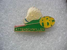 Pin's Club ABC (Attenschwiller Badminton Club) - Badminton
