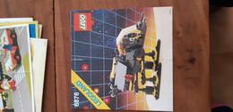 Istruzioni Lego 6876 1968 Nave Spaziale Originale Epoca - Plans