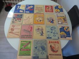 1 Lot D'environ 17 Protege Cahier Voir La Photo - Buvards, Protège-cahiers Illustrés
