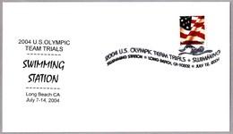2004 U.S. OLYMPIC TEAM TRIALS - SWIMMING - NATACION. Long Beach CA 2004 - Winter 1932: Lake Placid