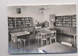 LYCÉE HONORÉ De BALZAC - Paris 17ème - La Bibliothèque Des Élèves - École - Scuole