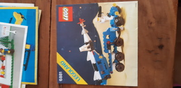 Istruzioni Lego 6881 1984 Mezzo Spaziale Originale Epoca - Plans