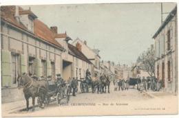 FERE CHAMPENOISE - Rue De Sézanne - Fère-Champenoise