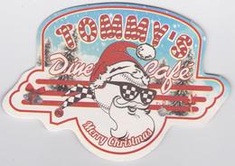 Sous Bocks - Tommy's Diner Café, Merry Christmas - Sous-bocks