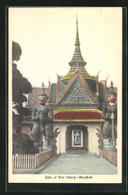 AK Bangkok, Gate Of Wat Cheng - Thaïland