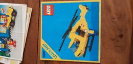 Istruzioni Lego 6697 Elicottero 1985 Originale Epoca - Plans