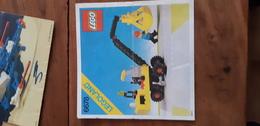 Istruzioni Lego 6678 Gru 1980 Originale Epoca - Plans
