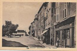 12/18      87   Bellac    Rue Thiers       (animations) - Bellac