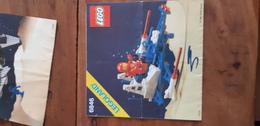 Istruzioni Lego 6846 Nave Spaziale 1984 Originale Epoca - Plans