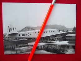 SIAI SM 87 IDROVOLANTE  I-INNO ALA LITTORIA    AEREO AEROPLANO - Aviation