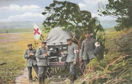 MILITAIRE ALLEMAGNE CROIX ROUGE - War 1914-18