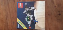 Istruzioni Lego 6891 Nave Spaziale 1985 Originale Epoca - Plans
