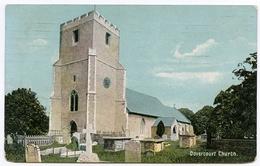 DOVERCOURT CHURCH / ADDRESS - BURTON ON TRENT, PRINCESS STREET - England