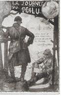 12/18       Militaria     1914/1918      La Journée Du Poilu 1915 - Patriotiques