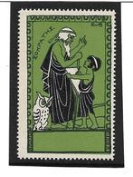 4148o: Reklamemarke/ Vignette Um 1912 Mit Griechenland- Motiv, Originalgummi ** - Mythologie