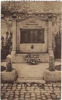 Belgique  Tournai Monument Aux Morts Du 11 E  Regiment D'artillerie - Tournai