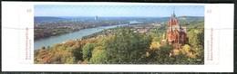 BRD - Mi 3517 / 3518 Gestanzt Aus FB 96 - ** Postfrisch (H) - 60/60C    Panoramen Siebengebirge - Ausgabe 02.01.2020 - [7] Federal Republic