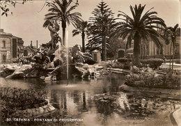 (C).Catania.Fontana Di Proserpina.Viaggiata (c20) - Catania