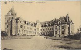 Belgique    Ham Sur Heure  Le Chateau De Ham - Ham-sur-Heure-Nalinnes