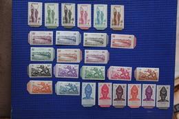 Timbre Togo  N°182 à 207  ** - Togo (1914-1960)