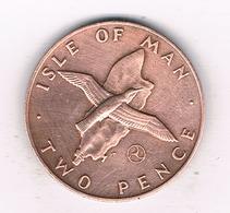 2 PENCE 1979 ISLE OF MAN /77/ - Eiland Man
