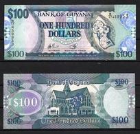 BILLET GUYANA 100 DOLARS - Guyana